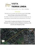 Foto Terreno en Venta en  Jose Clemente Paz ,  G.B.A. Zona Norte  jose maria drago al 3000