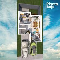 Foto Casa en Venta en  Villa de Pozos,  San Luis Potosí  Casa Viento M1 L59 en Ananda Residencial