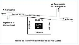 Foto Terreno en Venta en  Banda Norte,  Rio Cuarto  Ruta 36 (a lado universidad)