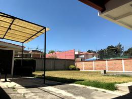 Foto Casa en condominio en Venta en  La Virgen,  Metepec  VENTA de Casa en Condominio con amplio jardín  en La Virgen Metepec