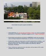 Foto Edificio Comercial en Venta en  Miguel Hidalgo ,  Ciudad de Mexico  EDIFICIO EN VENTA EN MASARYK POLANCO CON USO HOTEL SUITES OFICINAS