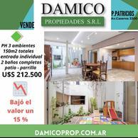 Foto PH en Venta en  Parque Patricios ,  Capital Federal  Av Caseros  al 3300