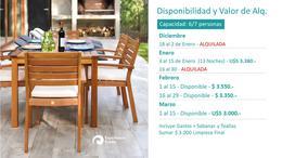Foto Casa en Alquiler | Alquiler temporario en  Barrio Costa Esmeralda,  Pinamar  Senderos IV