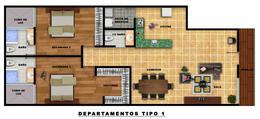 Foto Departamento en Venta en  Pueblo Temozon Norte,  Mérida  Departamento venta en Merida- Temozon norte con amenidades