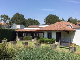 Foto Casa en Venta en  Club de Golf los Encinos,  Lerma  Excelente casa en Fairway
