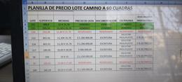 Foto Terreno en Venta en  Coronel Olmedo,  Cordoba Capital  TERRENO AV. 11 DE SEPTIEMBRE AL 5.000