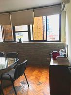 Foto Oficina en Alquiler en  Centro (Capital Federal) ,  Capital Federal  Callao Av. *  600 .. Piso 13. Of.  B. Sup. 40m2. Amoblada.  Apto vivienda.