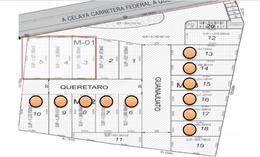 Foto Terreno en Venta en  Ejido San Juan del Llanito,  Apaseo el Alto  Terreno Industrial Venta Parque Gran Bajío $1'496,950 Priher EQG1