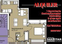 Foto thumbnail Departamento en Alquiler en  Capital ,  San Juan  Avda. José Ignacio de la Roza al 800