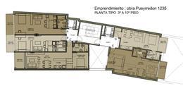 Foto Departamento en Venta en  Barrio Norte ,  Capital Federal  Av. Pueyrredon y Marcelo T. de Alvear 11° D