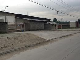 Foto Bodega Industrial en Renta en  Bogran,  San Pedro Sula  Bodega en Renta prolongación avenida Junior