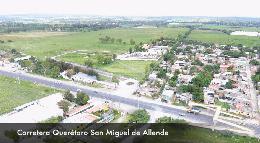 Foto Terreno en Venta en  San Miguel de Allende ,  Guanajuato  VENTA TERRENO USO SUELO H3 PARA DESARROLLO EN SAN MIGUEL DE ALLENDE GTO.