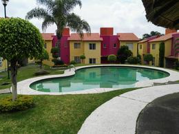 Foto Casa en condominio en Venta en  Fraccionamiento Lomas de Ahuatlán,  Cuernavaca  Condominio Lomas de Ahuatlan, Cuernavaca