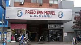 Foto Local en Venta en  San Miguel,  San Miguel  Balbin 1083