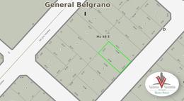 Foto Terreno en Venta en  General Belgrano,  General Belgrano  Calle 31 entre 32 y 34 al 100