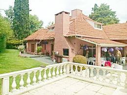 Foto thumbnail Casa en Venta en  Beccar,  San Isidro  Venta casa Beccar 6 dorm enorme pileta