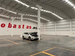 Foto Bodega Industrial en Renta en  Zona industrial Parque 300,  Santa Catarina  SANTA CATARINA