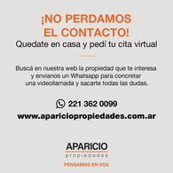 Foto Departamento en Venta en  La Plata ,  G.B.A. Zona Sur  143 Entre 63 y 64