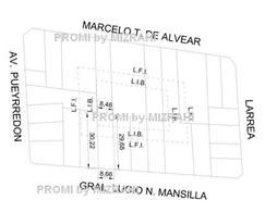 Foto Terreno en Venta en  Barrio Norte ,  Capital Federal  General Mansilla al 2400