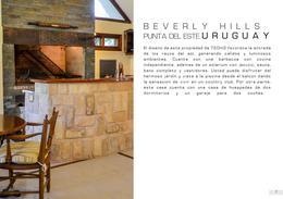 Foto Casa en Venta en  Beverly Hills,  Punta del Este   Beverly Hills - Punta del Este