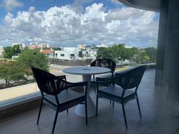 Foto Departamento en Venta en  Supermanzana 11,  Cancún  Departamento en Venta en Cancún, Icono Towers, de 3 recámaras con cuarto de servicio