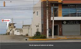 Foto Terreno en Venta en  Salinas ,  Santa Elena      Vendo Terreno  Salinas  Sector Supermaxi Salinas