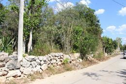 Foto Terreno en Venta en  Chumayel ,  Yucatán  Terreno en venta en Chumayel, Yucatán, es esquina.