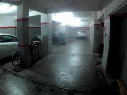 Foto Cochera en Venta en  Villa Crespo ,  Capital Federal  Vera al 0