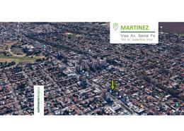 Foto Terreno en Venta en  Mart.-Vias/Santa Fe,  Martinez  Vieytes 100