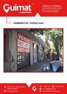 Foto Galpón en Venta en  Parque Chas,  Villa Urquiza  ARISMENDI al 2700