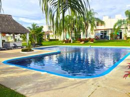 Foto Casa en condominio en  en  Fraccionamiento Terralta,  Bahía de Banderas  Renta vacacional. Cerca de playa en coto con alberca (Casa Andrea)