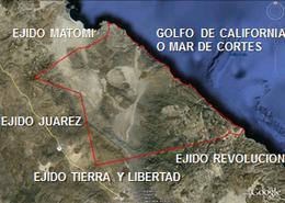 Foto Terreno en Venta en  Puerto de Santo Tomas,  Ensenada   OPORTUNIDAD PARA INVERSIONISTAS. Predio Hermenegildo Galeana en Baja California, venta, se escuchan ofertas.