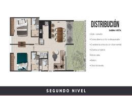 Foto Departamento en Venta en  Temozon Norte,  Mérida  Departamento Sabina (Mod Vista) Segundo piso