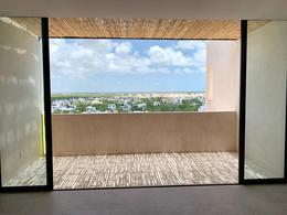 Foto Departamento en Venta en  Supermanzana 330,  Cancún  DEPARTAMENTO EN VENTA EN CANCUN EN RESIDENCIAL AQUA BY CUMBRES EN EUGENIA