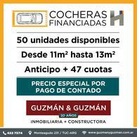 Foto Cochera en Venta | Alquiler en  San Miguel De Tucumán,  Capital  Cocheras Financiadas  Alt. Av. América y Venezuela - Complejo Holmberg