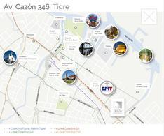 Foto thumbnail Departamento en Venta en  Ciudad De Tigre,  Tigre  Cazón 348. T1-4C