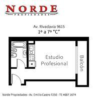 Foto Departamento en Venta en  Villa Luro ,  Capital Federal  Av. Rivadavia 9615 5º C