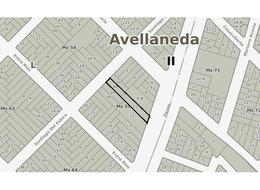 Foto Terreno en Venta en  Avellaneda ,  G.B.A. Zona Sur  Hipolito Yrigoyen al 1700