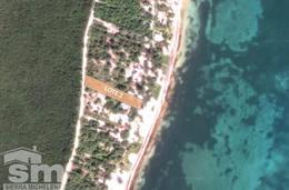 Foto Terreno en Venta en  El Placer,  Othón P. Blanco  Terreno Frente a la Playa en Mahahual L2