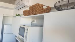 Foto Departamento en Alquiler temporario | Alquiler en  Palermo Soho,  Palermo  Mirador Palermo Alquiler - 3 ambientes (para 5 personas) ABSOLUTAMENTE TODO INCLUIDO(serv+ropa de cama, bñancos+ amoblado) c/ cochera  opcional - SUM   Parrilla  Piscina  Solarium  Gym  Laundry -