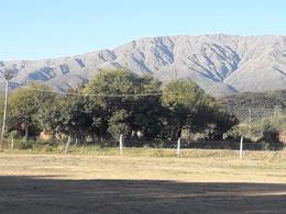 Foto Terreno en Venta en  Luyaba,  San Javier  luyaba