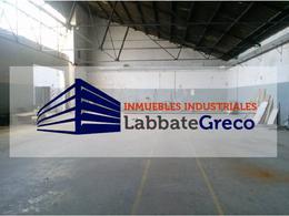 Foto Nave Industrial en Alquiler en  Villa Lynch,  General San Martin  M. Alberti al 400