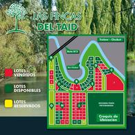 """Foto Terreno en Venta en  Trelew ,  Chubut  Loteo residencial """"Las Fincas del Taid"""""""
