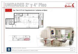 Foto thumbnail Departamento en Venta en  Saavedra ,  Capital Federal  García Del Río, Av. entre Estomba y Tronador 3 A