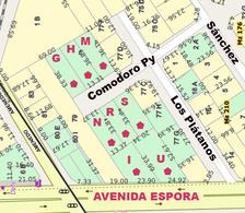 Foto thumbnail Terreno en Venta en  Adrogue,  Almirante Brown  AVDA. ESPORA al 300, entre Amenedo y Los Plátanos