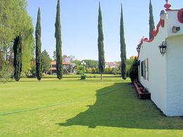 Foto Casa en Renta en  Fraccionamiento Club de Golf Tequisquiapan,  Tequisquiapan  Bella casa con vista al lago
