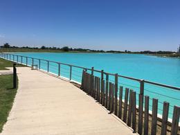Foto Terreno en Venta en  Terralagos,  Countries/B.Cerrado (Ezeiza)  Espectacular Lote a la laguna totalmente financiado!!! Terralagos