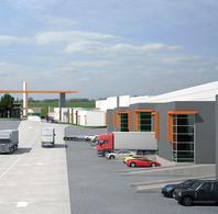 Foto Bodega Industrial en Renta en  Fraccionamiento Rancho Alegre,  Tlajomulco de Zúñiga  Bodega Renta Parque Industrial Advance Gdl #9-4 $26,091 USD Isbfer E2