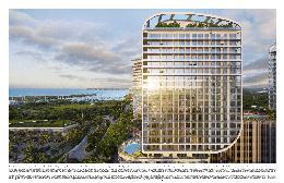 Foto Departamento en Venta en  Miami-dade ,  Florida    Mr. C RESIDENCES 2655 S BAYSHORE DRIVE, COCONUT GROVE, FL 33133