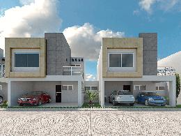 Foto Casa en Venta en  Fraccionamiento Sol Campestre,  Villahermosa  Casa en Venta Nueva Real Campestre Cluster 8 Modelo Topacio